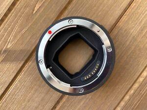 Sigma MC-11 EF to E-Mount Lens Adapter (a7SIII, a6600, etc.) - Pristine