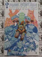 Teenage Mutant Ninja Turtles (2011) IDW - #98, 1:10 Dialynas Variant, VF/NM