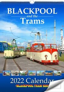Blackpool and the Trams - 2022 Calendar