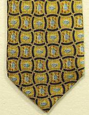 "PFIZER VIAGRA neck tie 100% silk - width 3.75"""