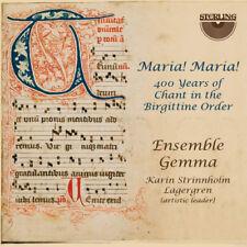 Ensemble Gemma : Maria! Maria! 400 Years of Chant in the Birgittine Order CD
