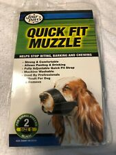 Four Paws Quick-Fit Muzzle - Size Small  just lowered the price