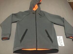 (SZ L) Nike Therma Sphere Max Full Zip Training Jacket Hoodie (800227 071)