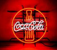 Artwork Cola Sign Shop Beer Bar Room Wall Decor Display Custom Neon Sign Pub