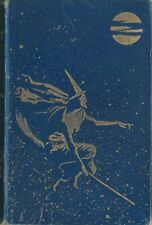 RARE 1899 ANDREW LANG + HENRY JUSTICE FORD + G.P.JACOM HOOD  THE BLUE FAIRY BOOK