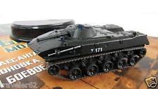 Fabbri 1:72 BMD-1 tank diecast  model & mag № 19 USSR Russian Tanks