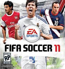 FIFA Soccer 11 (Nintendo Wii, 2010)