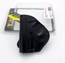Sig P229 P228 | Tagua PD3R-421 OWB Paddle Open Top Rotating Holster Black LH 229