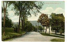 Nyack NY - VIEW DOWN HIGHLAND AVENUE - Postcard