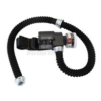 US Electric Supplied Air Fed Pump Canister+ 2 Trachea+Charger+Filter+Cartridge