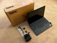 Lenovo ThinkPad X1 Tablet Intel m5-6Y57 1.1GHz 4G RAM 128GB SSD Win10 20GG001VUS
