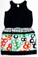 Girls' Sleeveless Cotton Blend Short Length Dresses (2-16 Years)