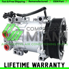 A/C Compressor and Clutch Fits Dodge Dakota 1994-2001, Ram 94-02,Durango 98-00