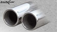 TERMINALE DI SCARICO SPORTIVO INOXCAR Bmw F21 serie1 2.0 Turbo 125i (218cv) 2013