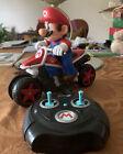 Super Mario Kart 8 World of Nintendo Anti-Gravity RC Remote Control Bike Works!