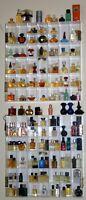Parfum Miniaturen Sammlung 132 Stck Damen u. Herren m. Setzkasten Minaturflakons