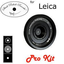 Skink Pinhole Pancake Pro Kit swap zone plate, zone sieve lens Leica M 262 M9