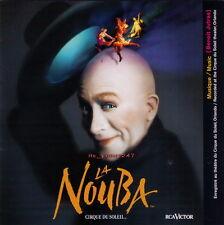 Cirque Du Soleil: La Nouba   Benoit Jutras   CD