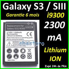 Batterie Neuve 3,7V 2300 Ma Lithium-Ion Samsung Galaxy S3 I9300 / S III / SIII