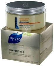 3 x PHYTO PHYTOCITRUS colore proteggere Radiance Mask 200ml