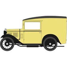 Véhicules miniatures jaunes pour Austin 1:43