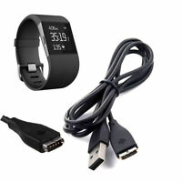 USB Charging Cable Charger for Fitbit SURGE Fitness Super Watch Wristband