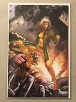 EXCALIBUR #1 ROGUE JAY ANACLETO VIRGIN VARIANT COVER COA 468 out of 750 copies