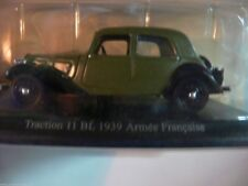 1/43 Citroen Traction 11 BL 1939 Armee Francaise 6112540