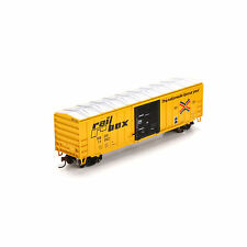 Athearn 29368 - H0 Wagen - RTR 50' ACF BOX, RBOX/EARLY #11062 - NEU in OVP