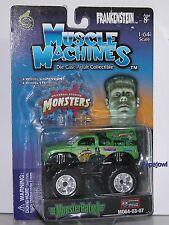 Muscle Machines 4X4 Monster Patrol FRANKENSTEIN Dodge Mopar  #M064-03--07 1:64