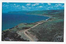 Vintage Postcard Cape Breton Nova Scotia N.S. Canada Coastal Scene Cabot Trail