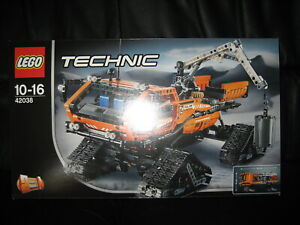Lego Technic 42038 Arctic Truck NEW & SEALED retired hard to find