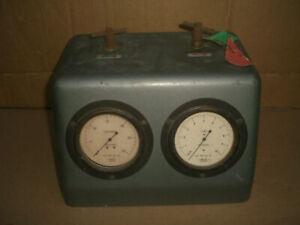 Beckman Oxy Acetylene regulator Model 9220
