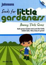 Johnsons Seeds - Flower - Little Gardeners - Bunny Tails - 100 Seeds