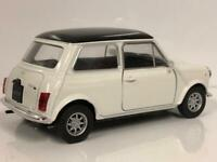 MINI COOPER 1300 - VOITURE MINIATURE - WELLY NEX MODELS - 100% NEUF