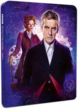 Doctor Who - The Complete Series 8 Limited Edition Steelbook Blu-Ray
