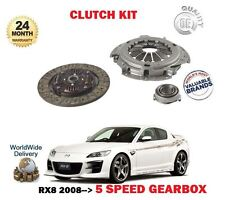 para MAZDA RX8 1.3i 2.6 Giratorio 4/2008- > Kit de embrague Placa Funda Cojinete