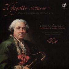 Il fagotto virtuoso : Sonates pour basson, New Music