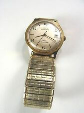 Vintage Mid-Century TIMEX AUTOMATIC MEN'S WRISTWATCH & SPEIDEL Band