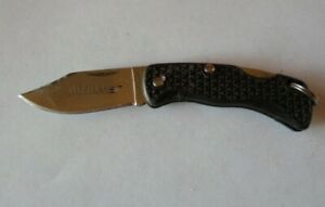 """Used Rare Cold Steel Tuff-Lite Folder approx.1.5"""" Blade 4"""" Open Japan"""