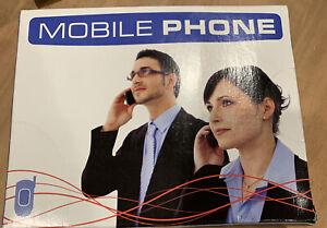 "HTC 7 Trophy Black Verizon Windows Smartphone Cell Phone MWP6985 5MP 3.8"" NIB"