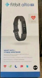 Fitbit Alta Wireless Activity Tracker + Sleep Wristband BLACK