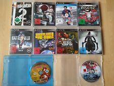 PS3 Spielesammlung