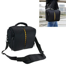 Waterproof Shoulder Camera Carry Case Bag For Nikon Canon EOS SLR DSLR