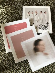 MELANIE C - SIGNED DELUXE 2 CD BOX SET Limited Edition - Self Titled SPICE GIRLS