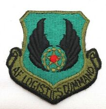 AF Logistics Command Patch subdued each P5109