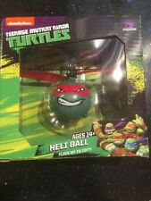 Heli Ball Sphere Ninja Turtle Control in Your Hand Fly Up to 15' USB Charge Red