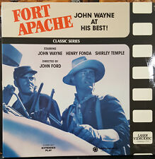 Fort Apache (1948) [NTSC/ANA] [VA703] Laserdisc