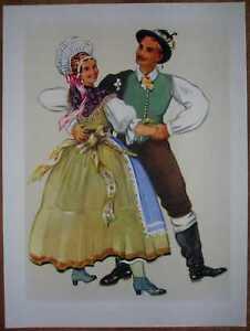 """Slovenia Folk Dances - """"Polka"""" Gorenjska - V/11"""