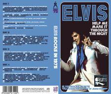 Elvis Presley 4 CD Longbox Help Me Make It Through The Night - Elvis Rocks 1975